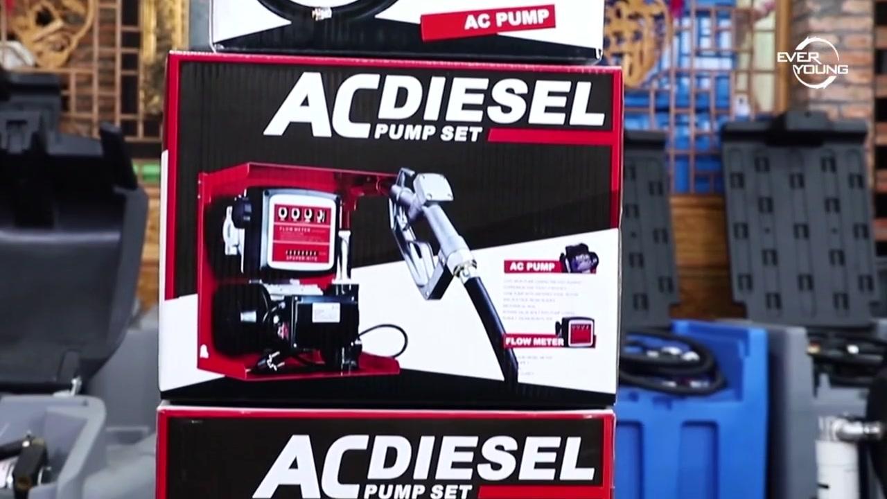 Ensemble de pompe diesel AC
