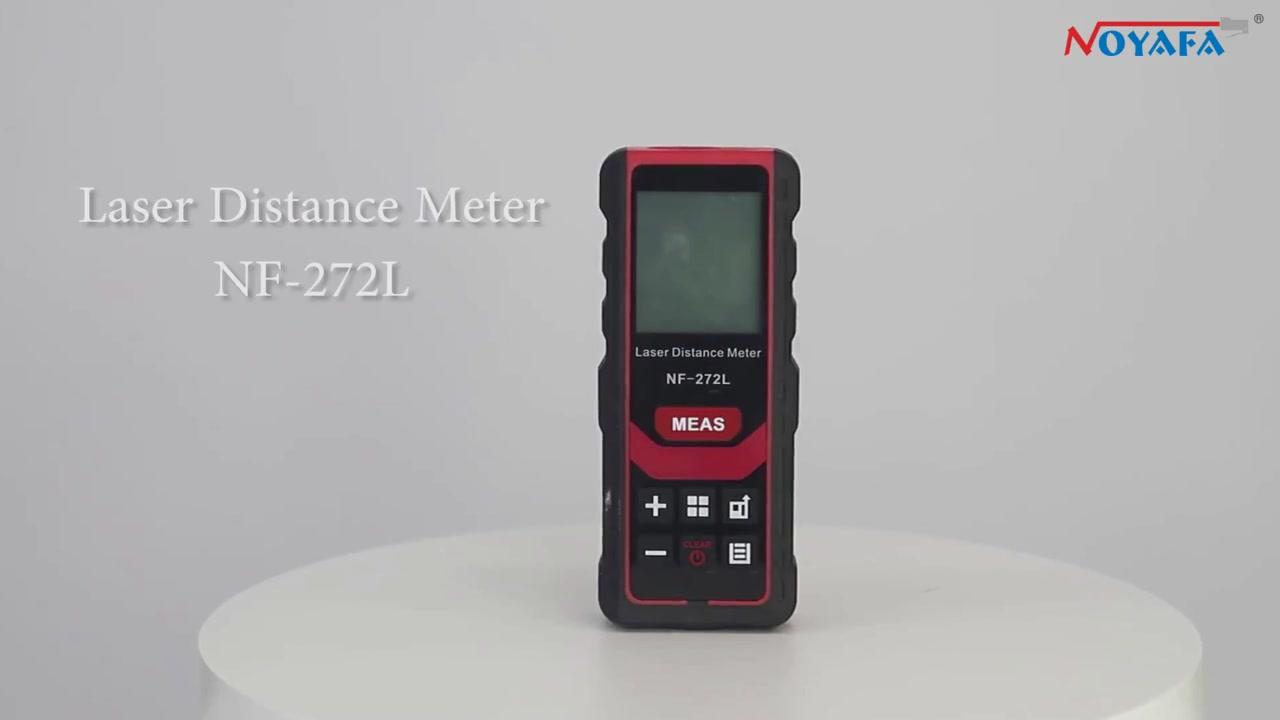 Miernik laserowy Miernik laserowy Finder NF-272L-