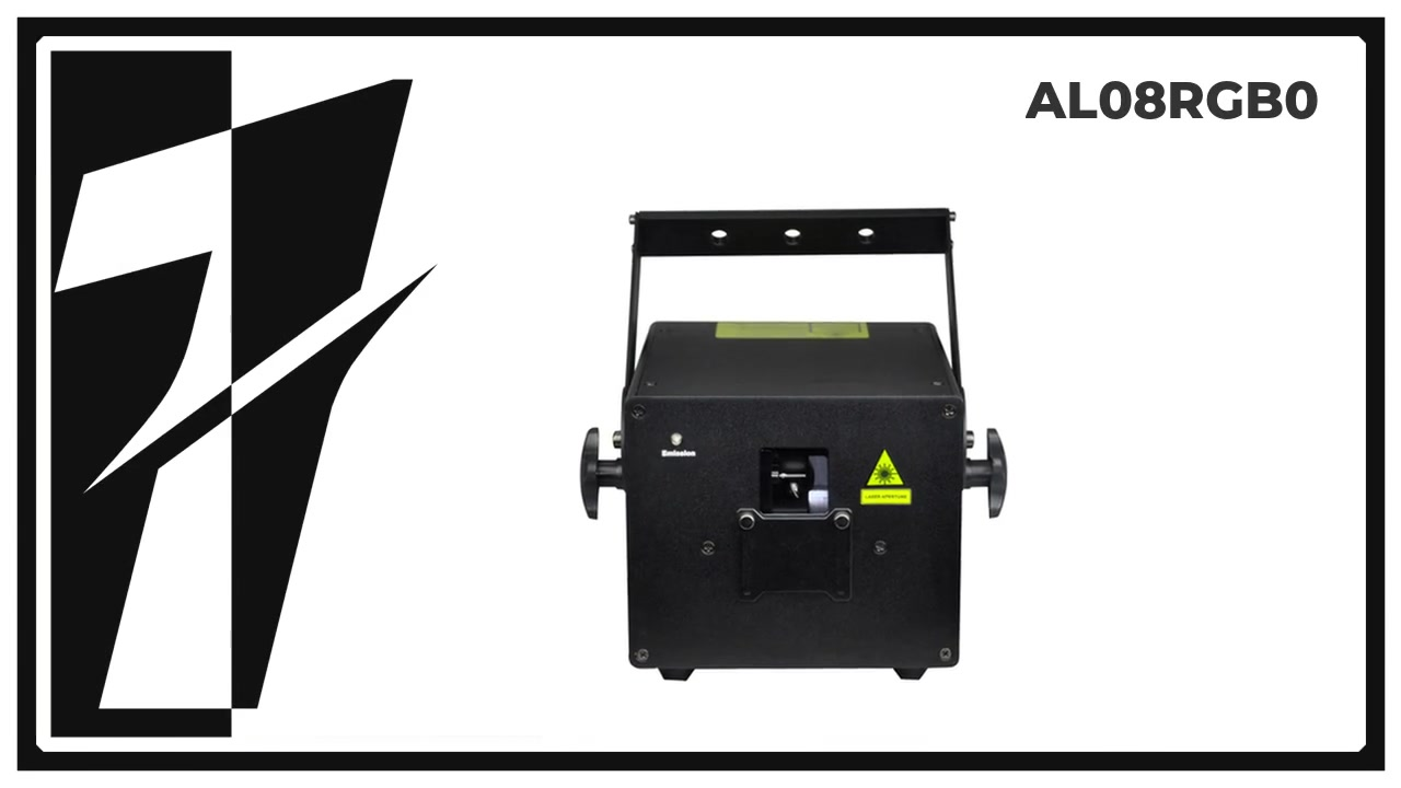 Layu AL08RGB RGB Laserprojektor