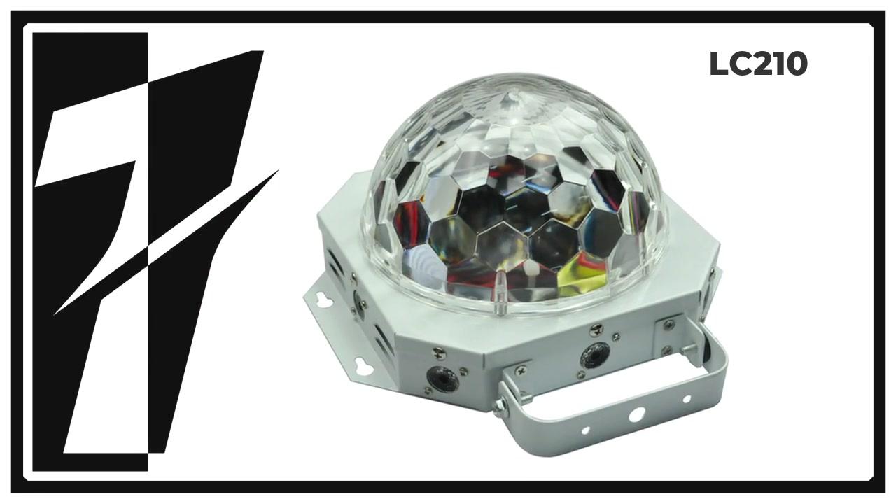 Layu LC210 ไฟ LED เอฟเฟกต์