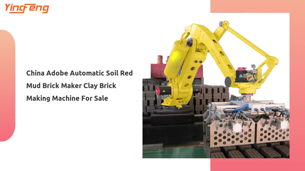 China Automatic Clay Brick Making Machine For Sale