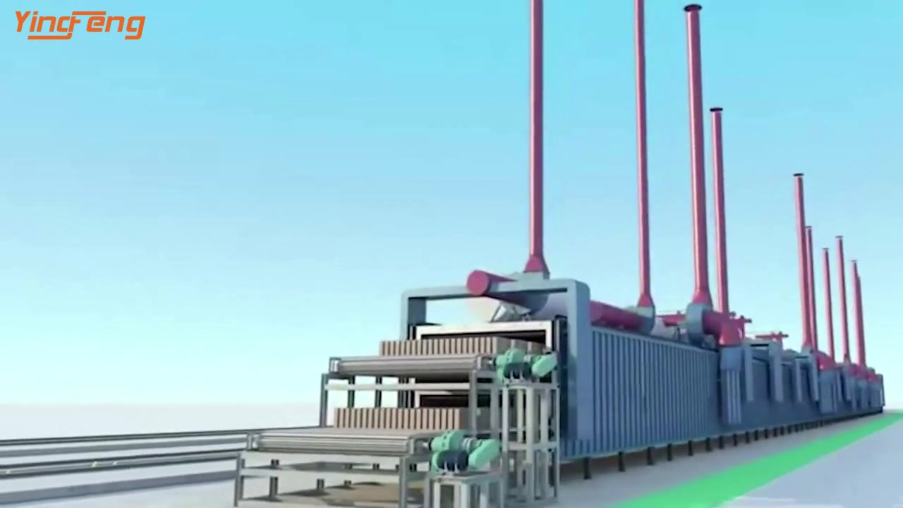 China plate rapid dryer for hollow clay bricks drying