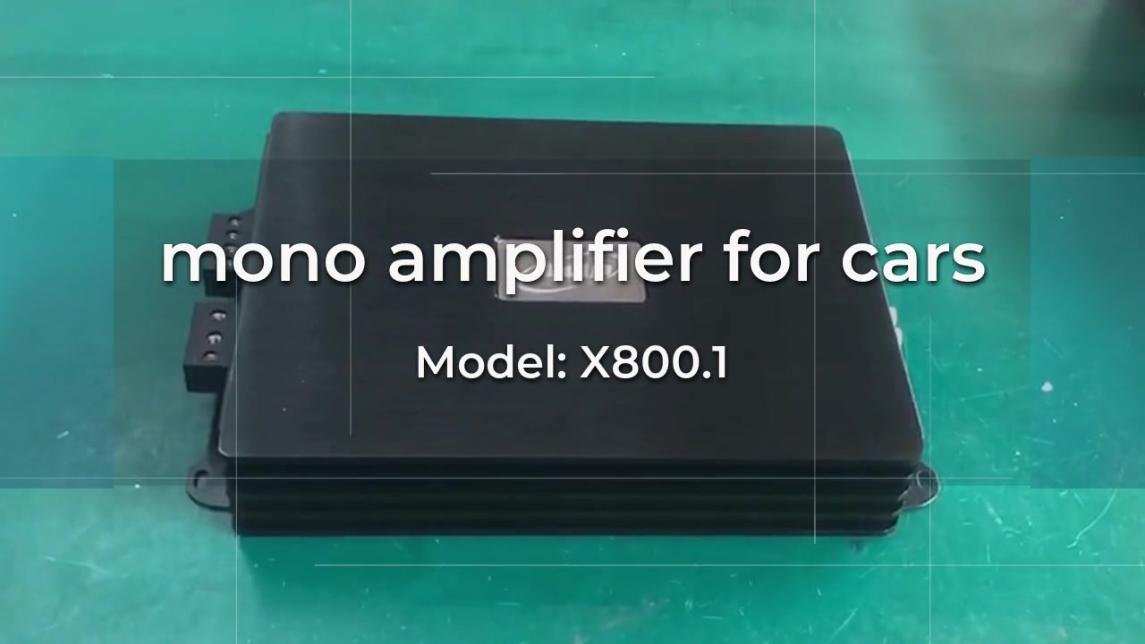 Wholesale best high end car amplifiers with good price-Better