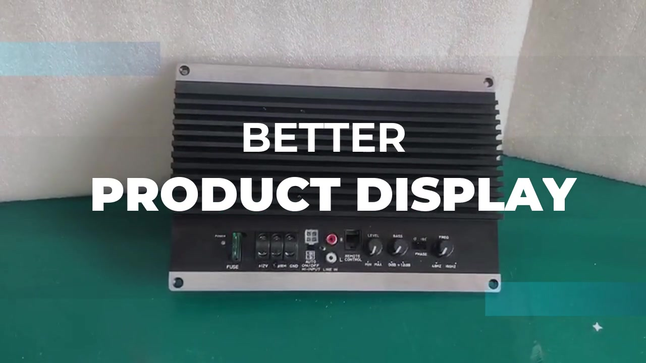 Wholesale Car subwoofer amplifier with good price-Better