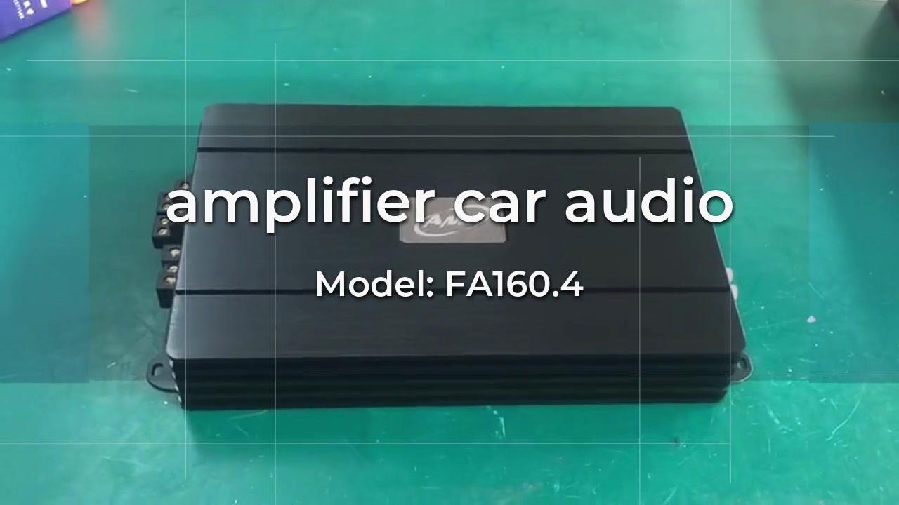Toptan iyi fiyat-daha iyi araba ses amplifikatörü