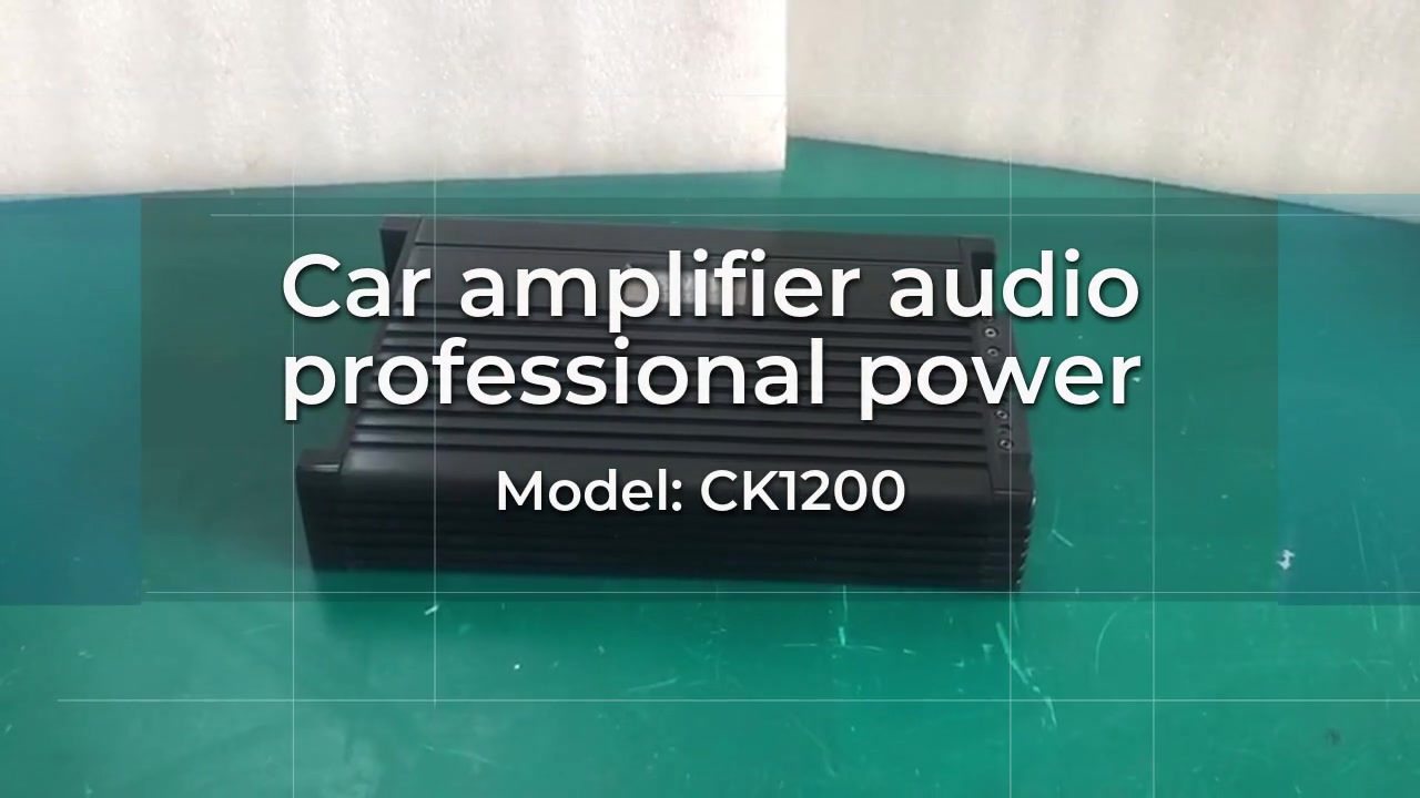 Wholesale mini car amplifier with good price - Better
