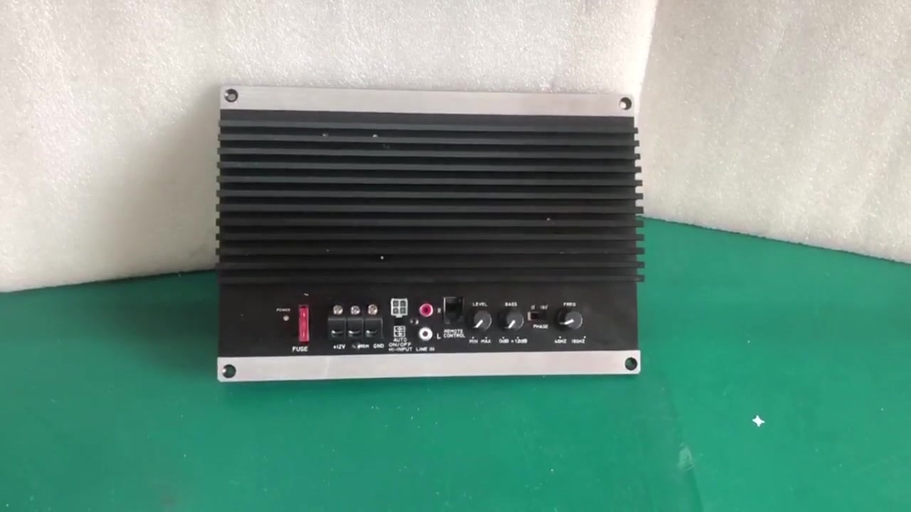 China car subwoofer amplifier manufacturers - Better