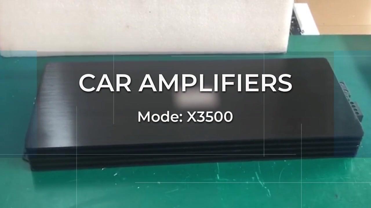 Toptan araba amplifikatör monoblock iyi fiyat ile - daha iyi