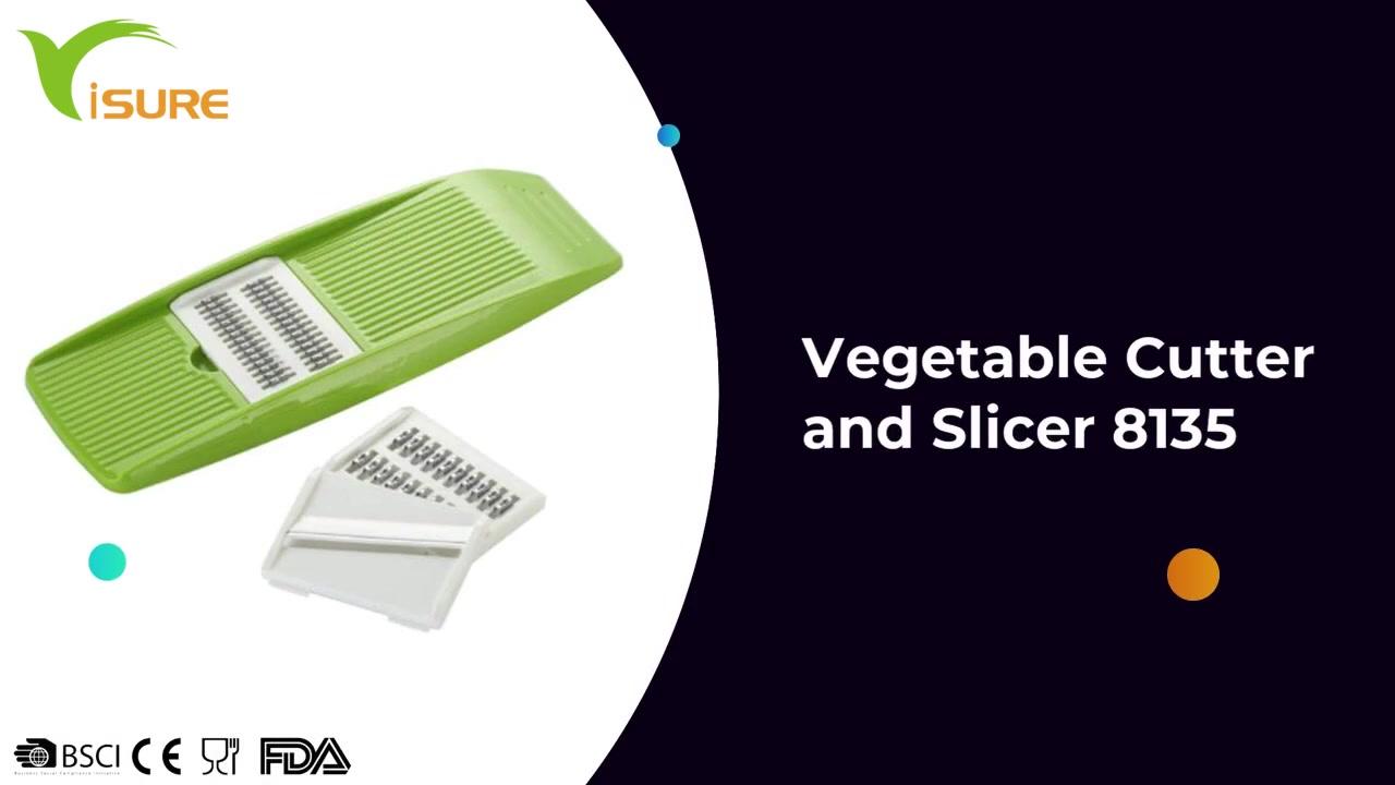 Cortador y rebanador de verduras 8135