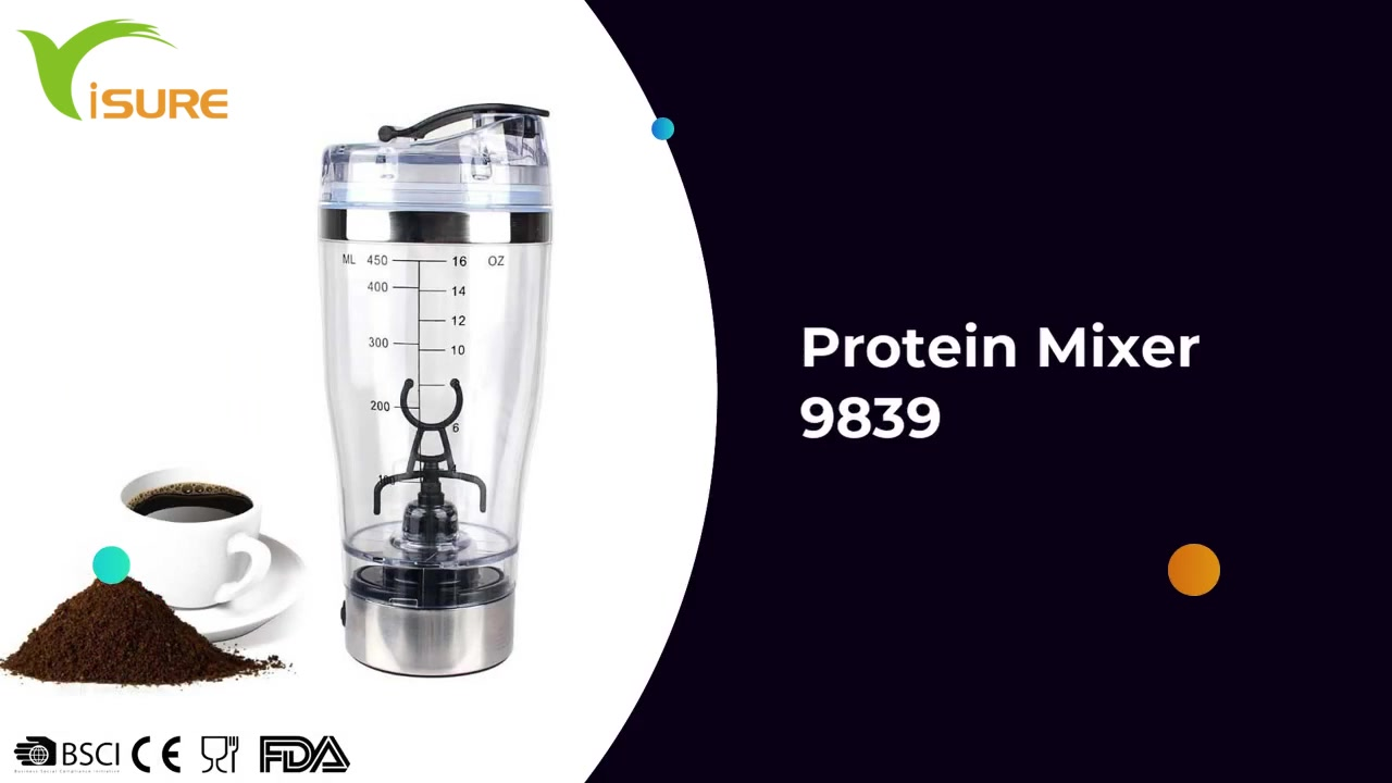 Milk Foamer 9839