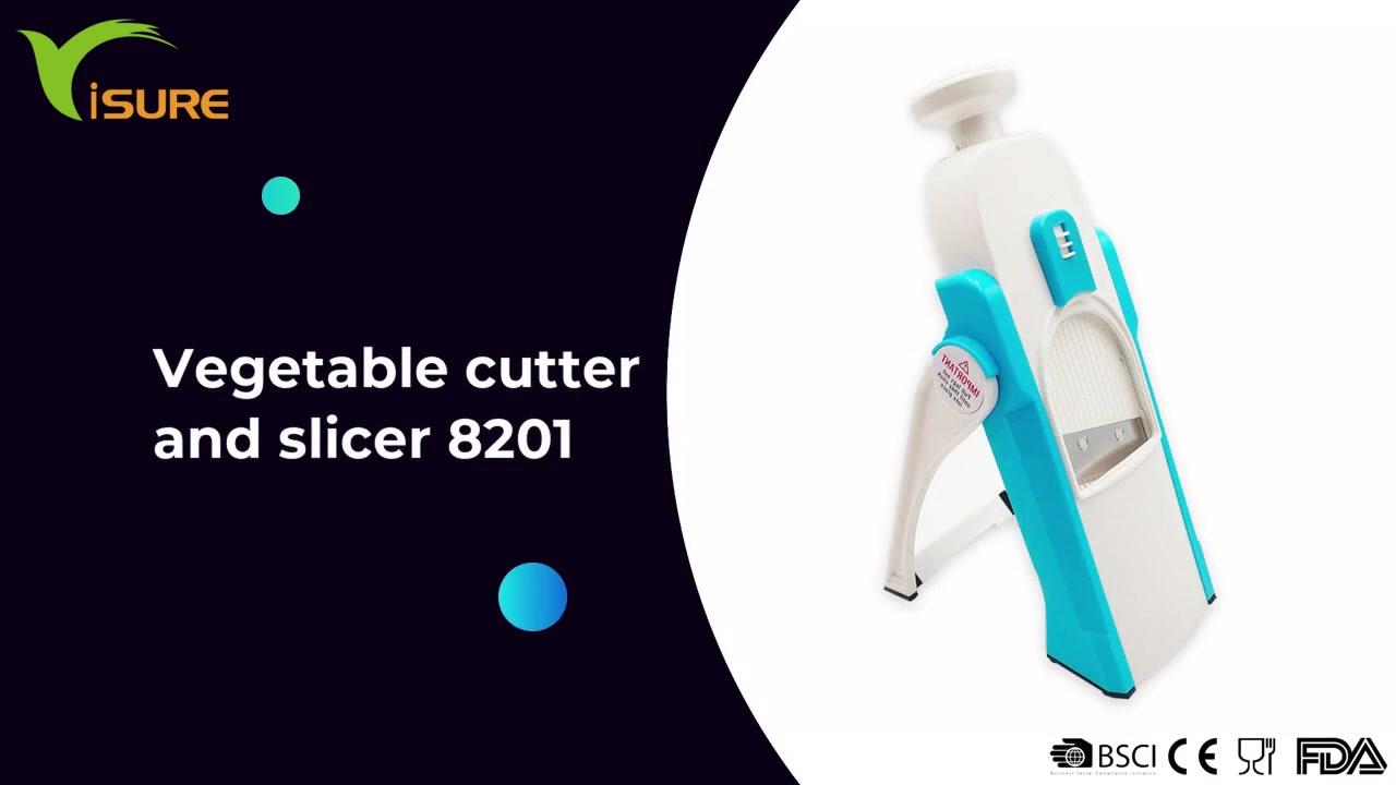 Vegetable cutter and slicer 8201