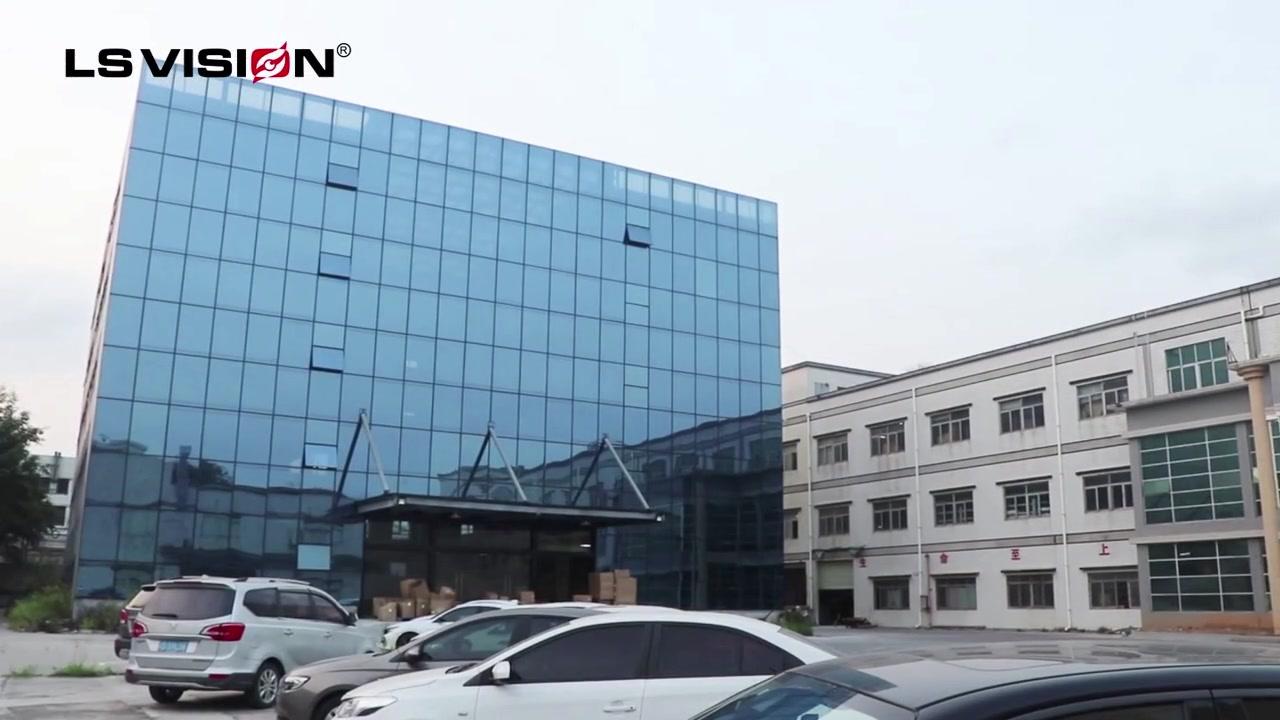 Specjalistyczna fabryka produkcji bezpieczeństwa CCTV