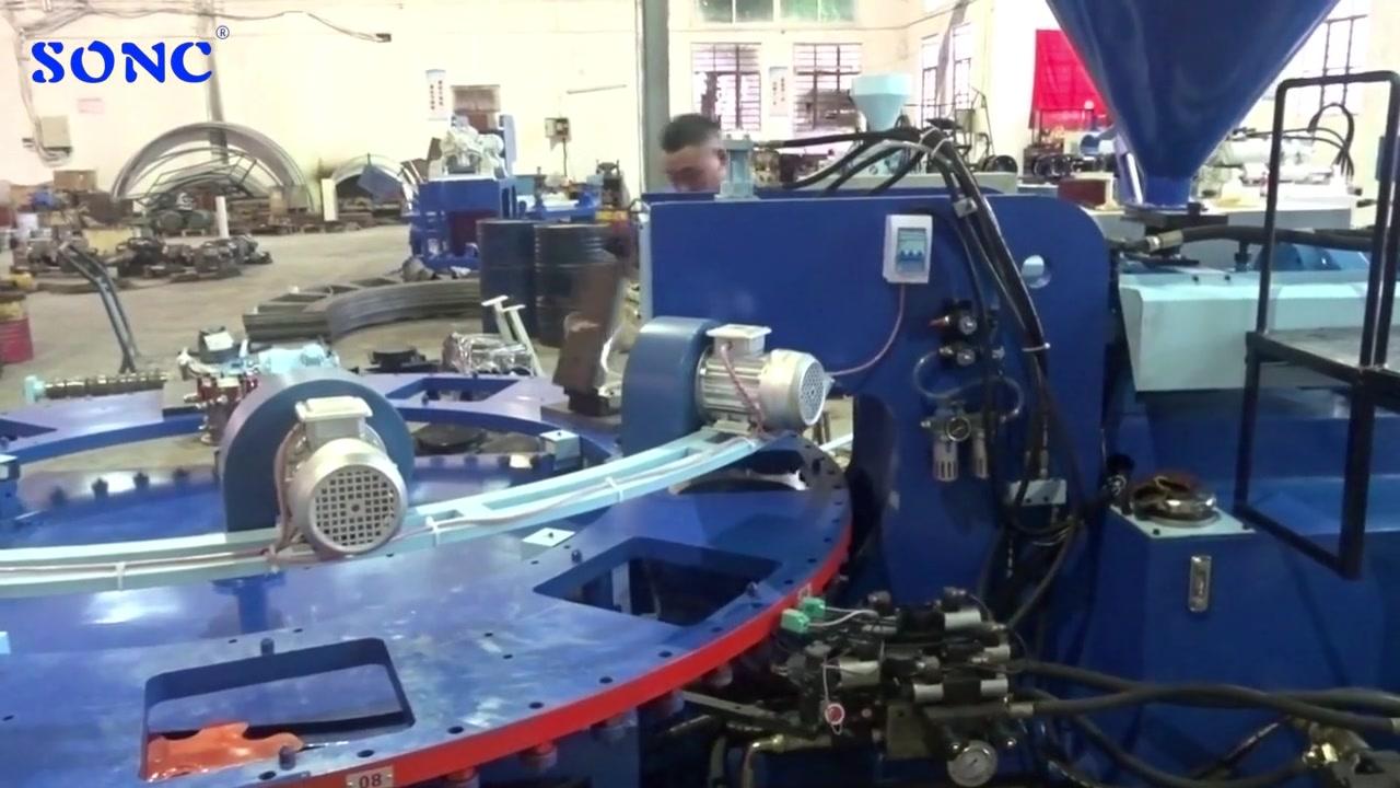 Slipper Injection Molding Machine