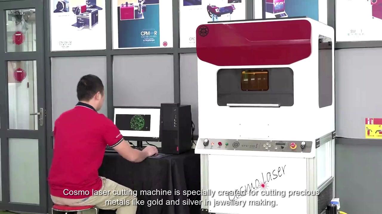 Die beste Faserlaserschneidmaschine für Edelmetallhersteller
